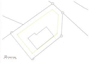 Usazení + ideální zastavitelnost stávající klubovna (by Choroš)