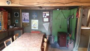 Interiér klubovny